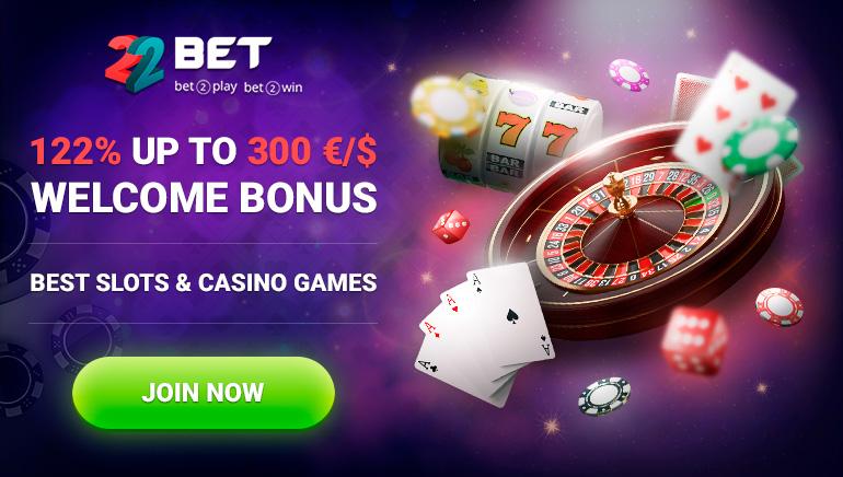 ผลประโยชน์ทางเทคนิคของ 22BET Casino