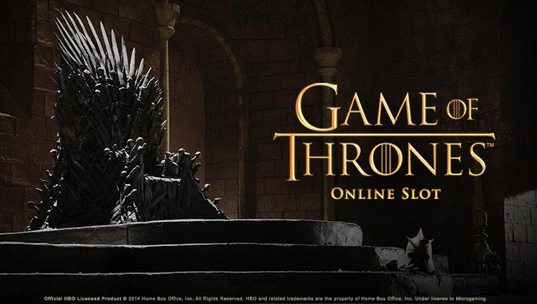 การประกาศชื่อผู้ชนะประจำสัปดาห์ของการแข่งขันในเกม Game of Thrones ที่ Platinum Play