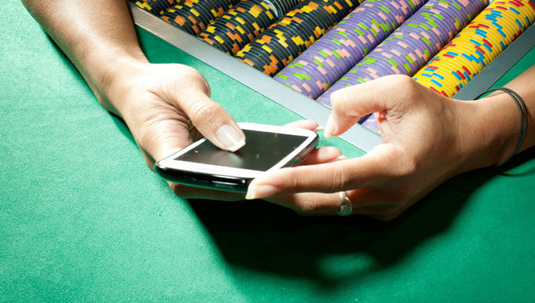 คาสิโนบนโทรศัพท์มือถือ