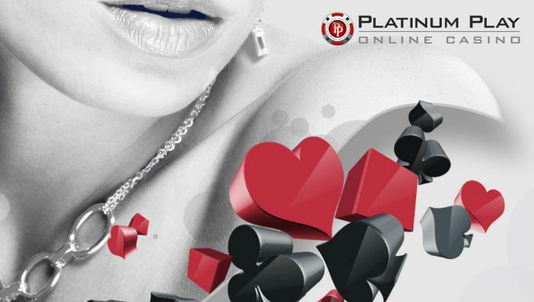 คาสิโน Platinum Play อวดโฉมดีไซน์ใหม่