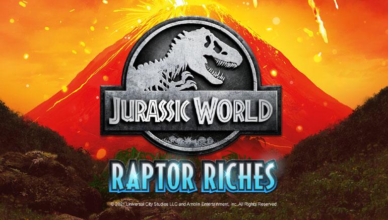 เล่นเกม Raptor Riches ของ Microgaming ในเดือนกันยายนนี้และอื่น ๆ อีกมากมาย